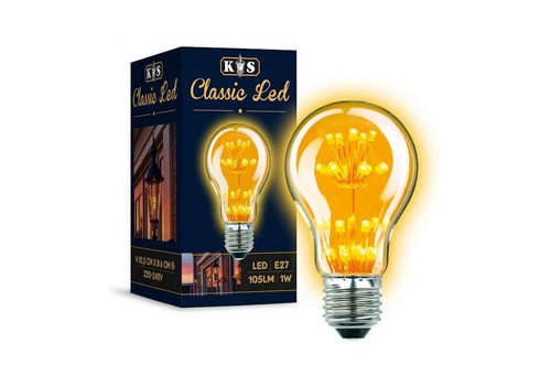 KS verlichting LED Lamp Classic Led 1W