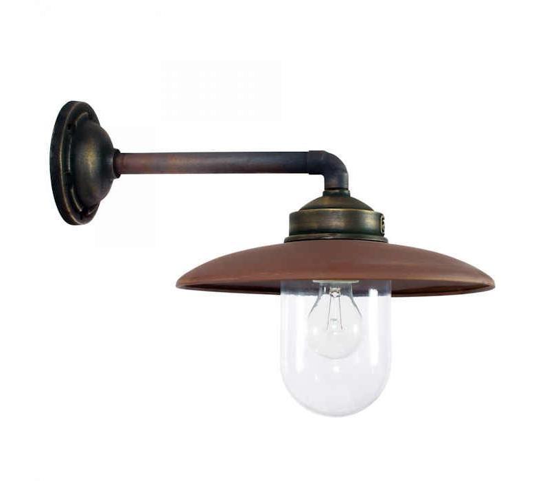 Wandlamp Palazzo BRONS/KOPER