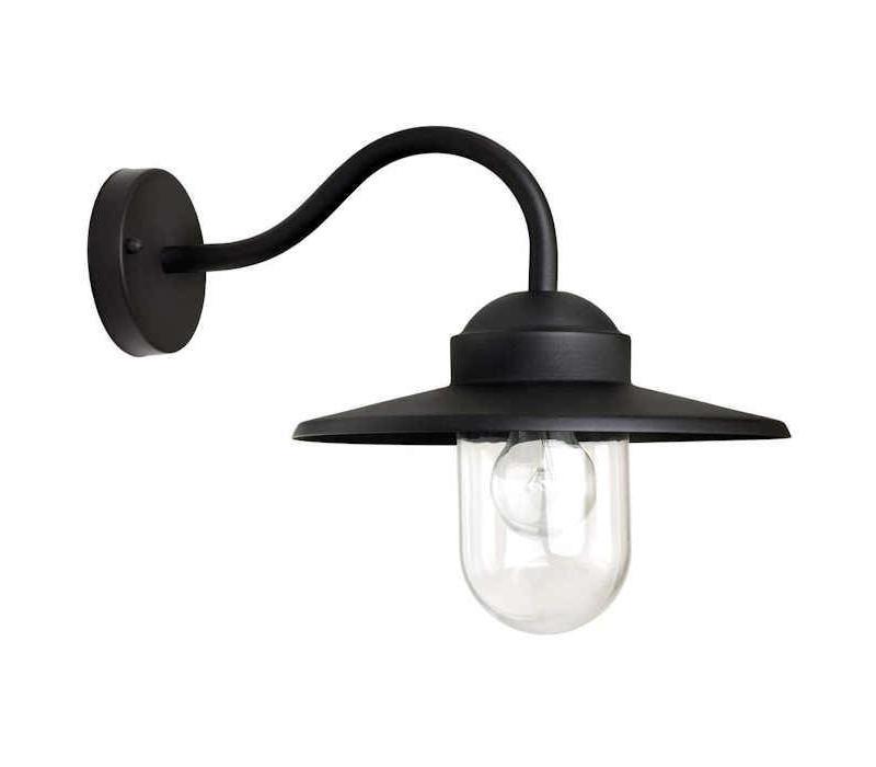 Stallamp Dolce zwart