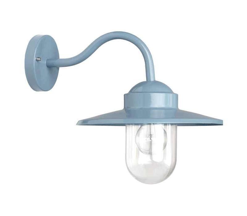 Stallamp Dolce blauw