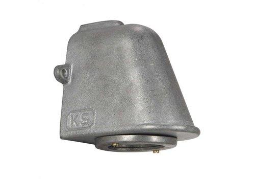 KS verlichting Wandlamp Offshore Ruw Aluminium