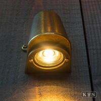 Wandlamp Offshore Brons