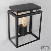 Buitenlamp de Vecht Plat