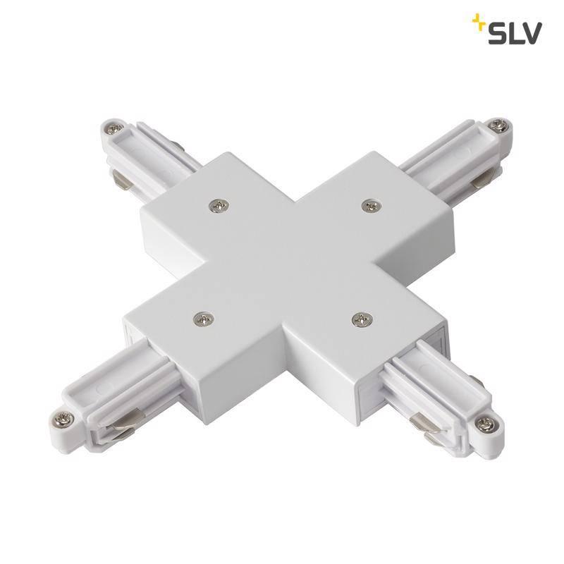 Slv X-verbinder 1-fase Wit