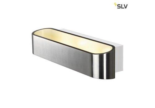 SLV ASSO Led 300 Alu wandlamp