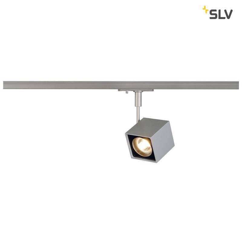 SLV Altra Dice GRIJS 1-fase railverlichting
