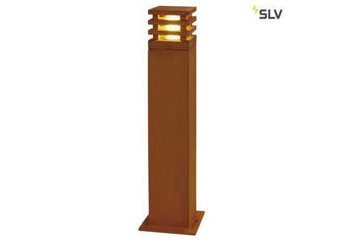 SLV Rusty Square 70 LED tuinlamp