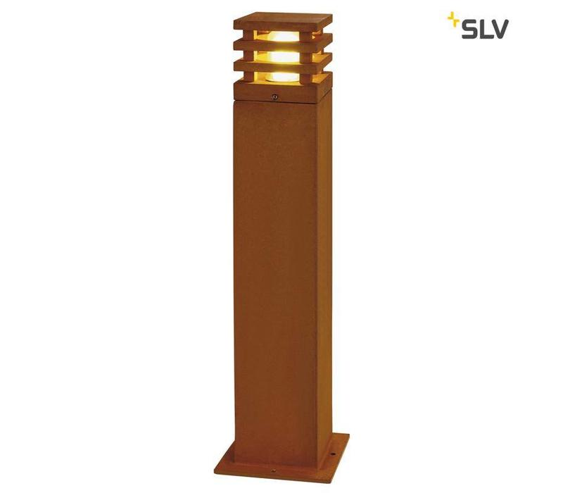 Rusty Square 70 LED tuinlamp