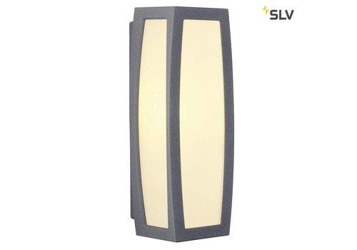 SLV Meridian BOX antraciet wandlamp