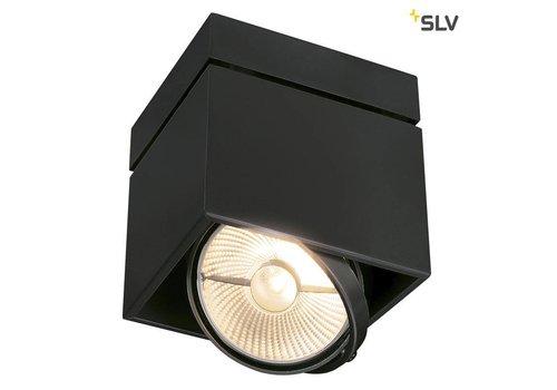SLV Kardamod Single ES111 ZWART plafondlamp