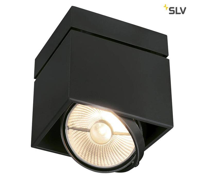 Kardamod Single ES111 ZWART plafondlamp
