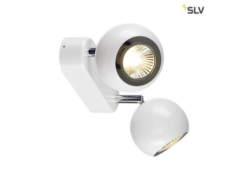 SLV Light Eye 2 GU10 Wit plafondspot