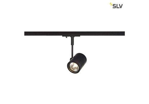 SLV Bima Zwart 1-fase railverlichting