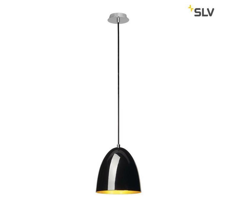 PARA CONE 20 zwart / goud hanglamp