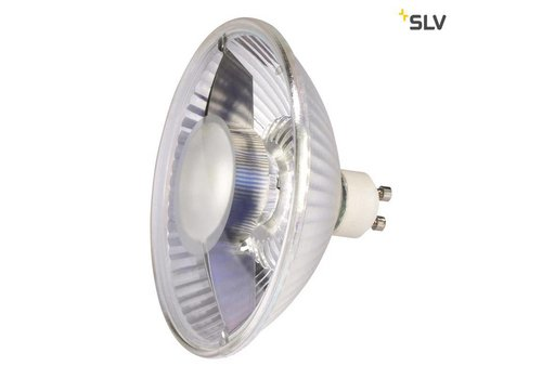SLV LED GU10 111mm 6.5W 2700K 38 gr.