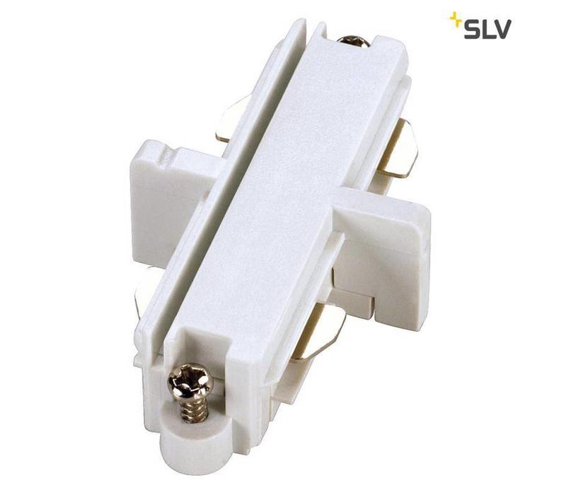 Doorverbinder elektrisch 1-fase WIT