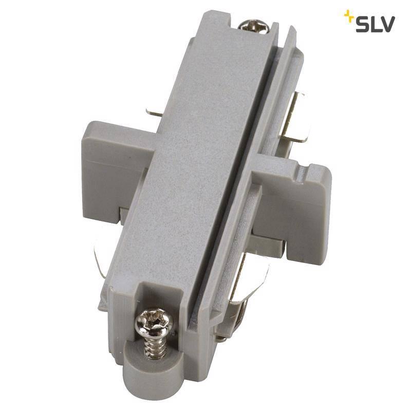 SLV Doorverbinder elektrisch 1-fase GRIJS