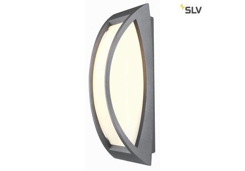 SLV MERIDIAN 2 antraciet wandlamp