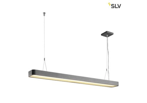 SLV WORKLIGHT LED Antraciet hanglamp