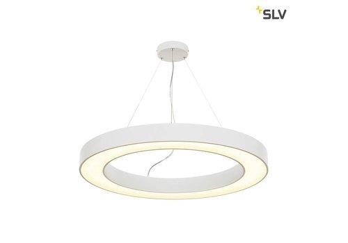 SLV Medo Ring 90 WIT hanglamp
