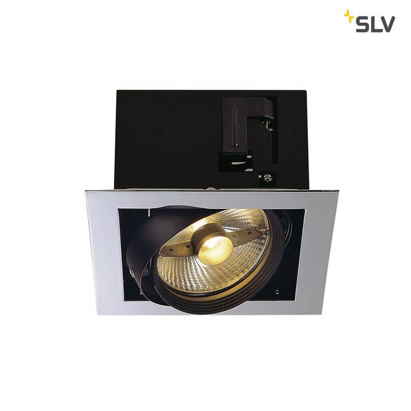 SLV Aixlight Flat single 230V inbouwspot