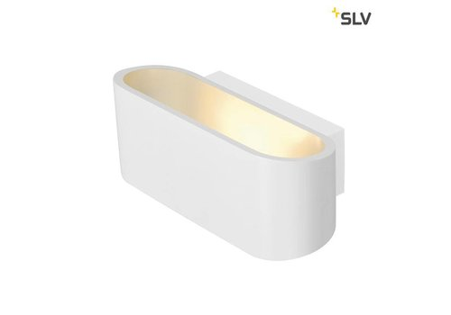 SLV OSSA R7s Wit wandlamp