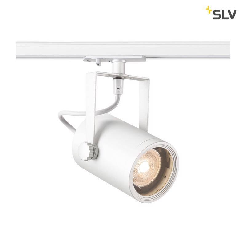 Slv Eurospot Gu10 Wit 1-fase Railverlichting