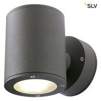 SITRA Up/Down ANTRACIET wandlamp