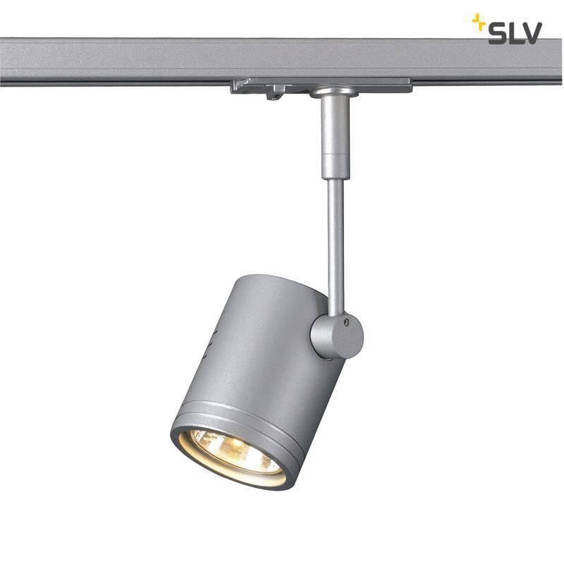 SLV Bima Grijs 1-fase railverlichting