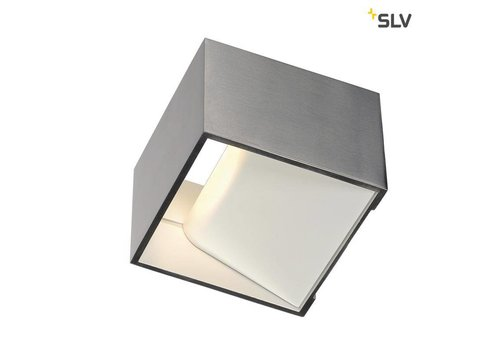SLV LOGS IN LED Alu wandlamp