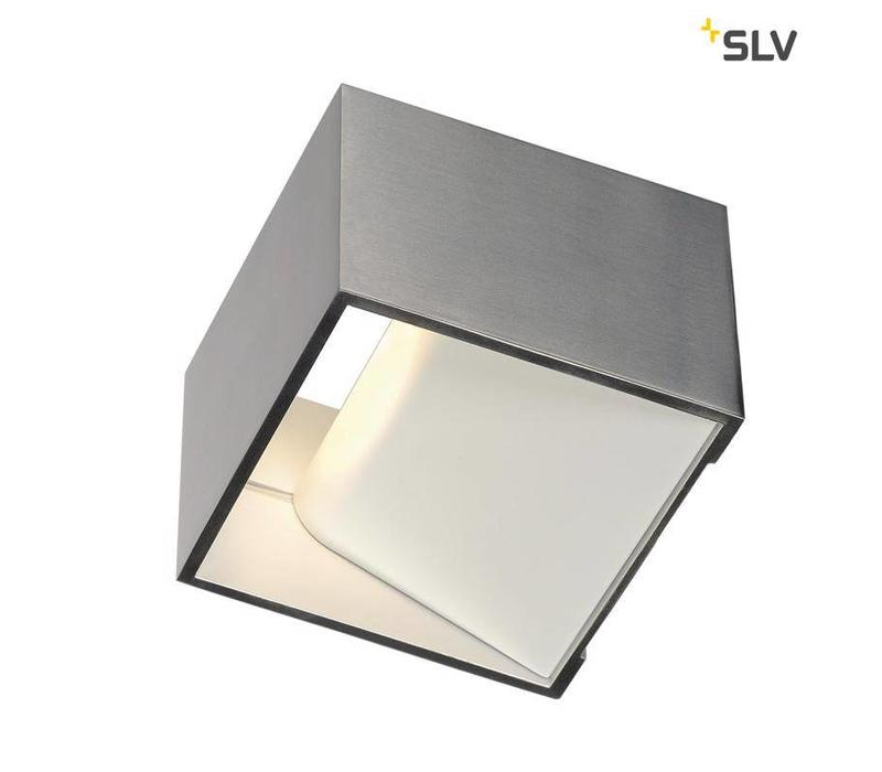 LOGS IN LED Alu wandlamp