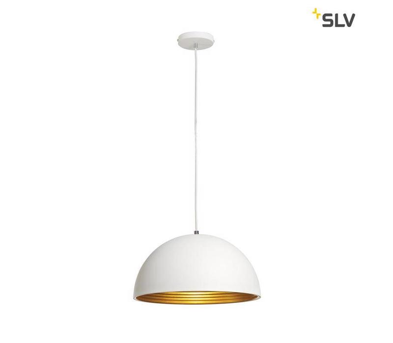 Forchini M PD-2 wit / goud hanglamp