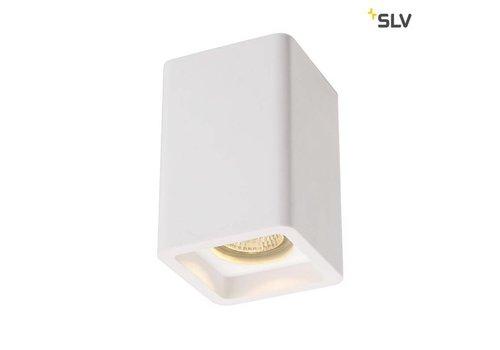 SLV Plastra CL-1 overschilderbare spot
