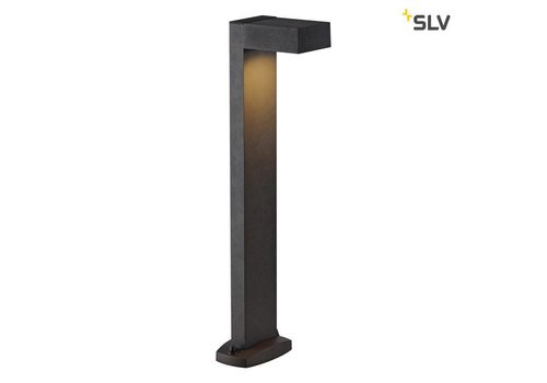 SLV Quadrasyl SL75 antraciet tuinlamp
