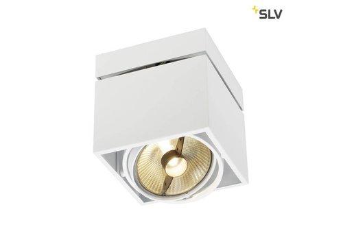 SLV Kardamod Single ES111 WIT plafondlamp