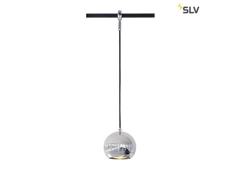SLV Light Eye Hanglamp Easytec 2 chroom railverlichting