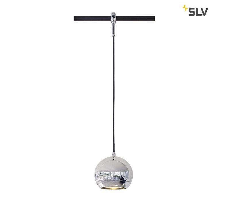 Light Eye Hanglamp Easytec 2 chroom railverlichting