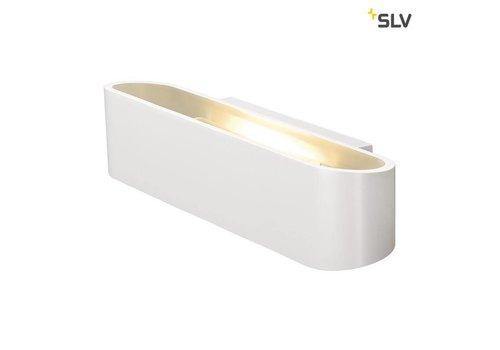 SLV OSSA R7s 300 Wit wandlamp