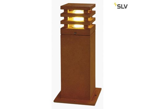 SLV Rusty Square 40 LED tuinlamp