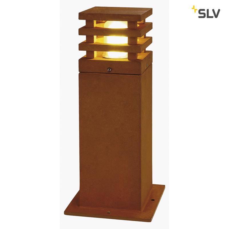 SLV Rusty Square 40 LED tuinlamp