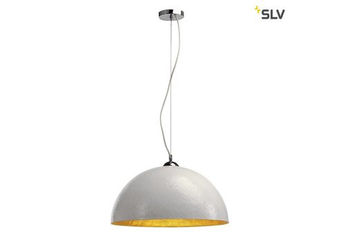 SLV Forchini PD-1 wit / goud hanglamp