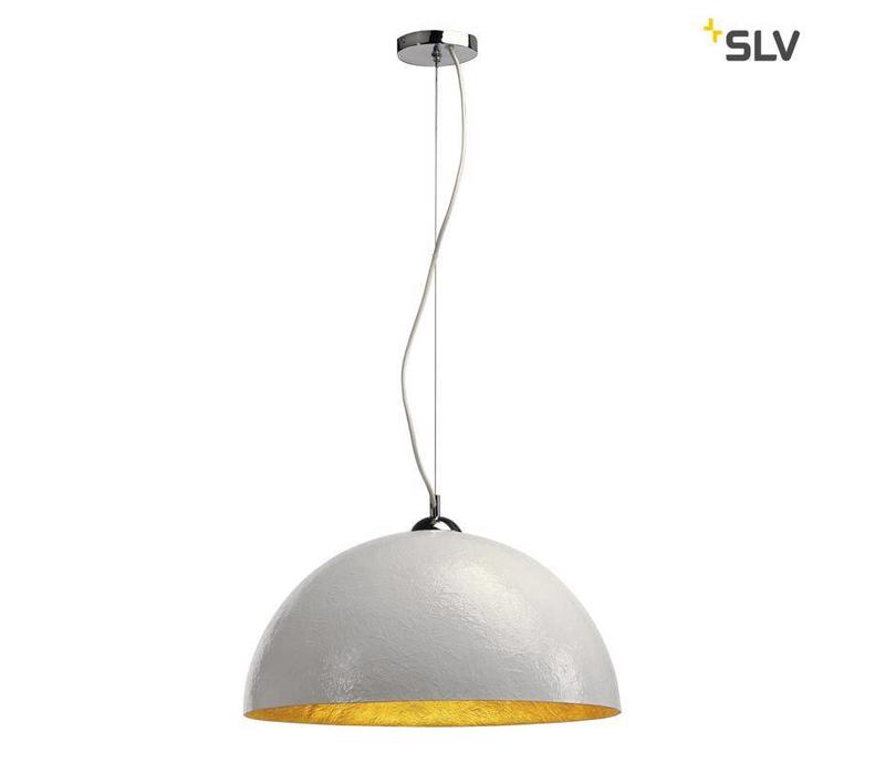 Forchini PD-1 wit / goud hanglamp