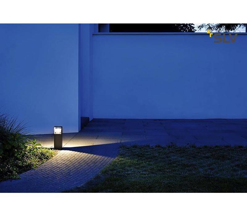 LOGS 40 Antraciet tuinlamp