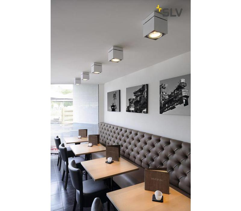 Kardamod Single ES111 WIT plafondlamp