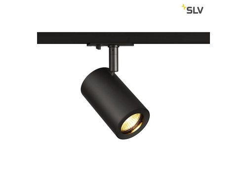 SLV ENOLA_B Zwart 1-fase railverlichting