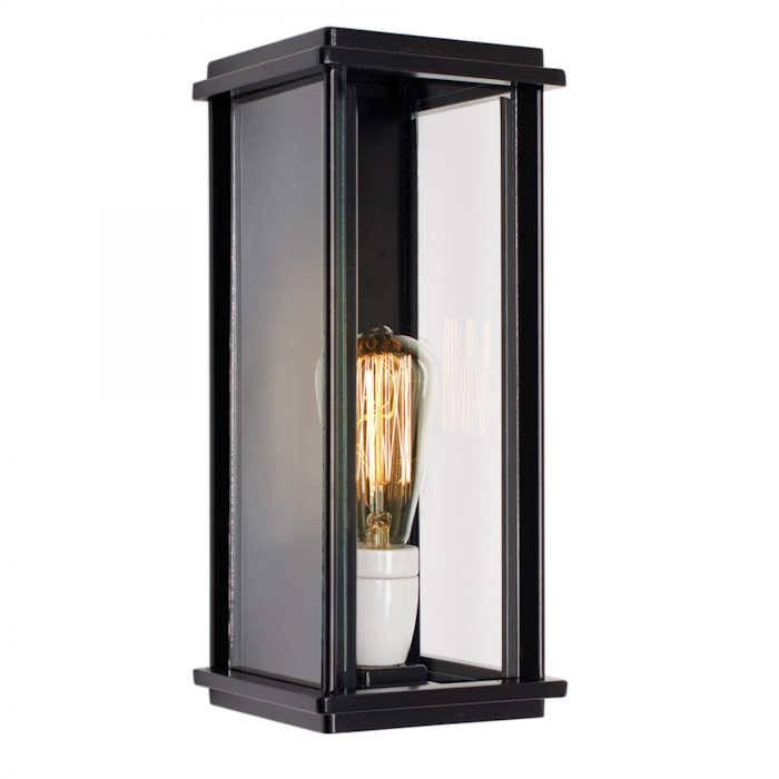 strakke wandlamp voor buiten