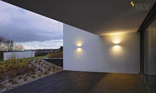 8 voorbeelden van strakke tuinverlichting