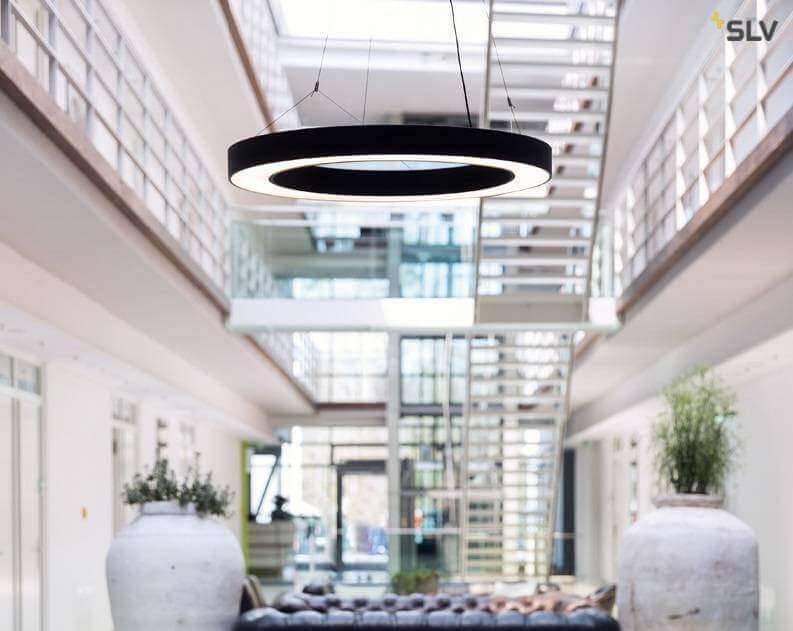 NIEUW | MEDO ring LED hanglampen
