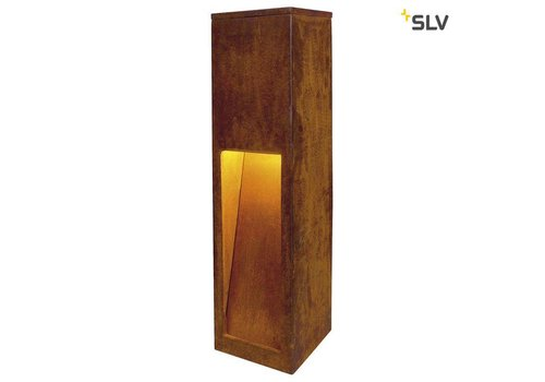 SLV Rusty Slot 50 LED tuinlamp