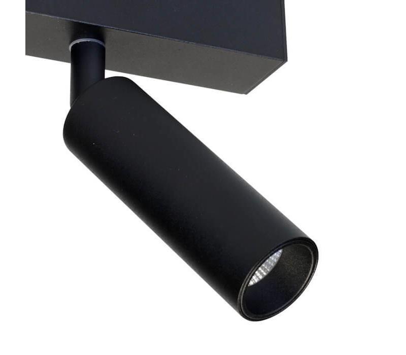 Opbouwspot 5w BC0011B zwart
